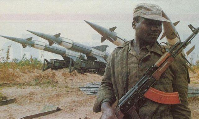 Angolan War 7