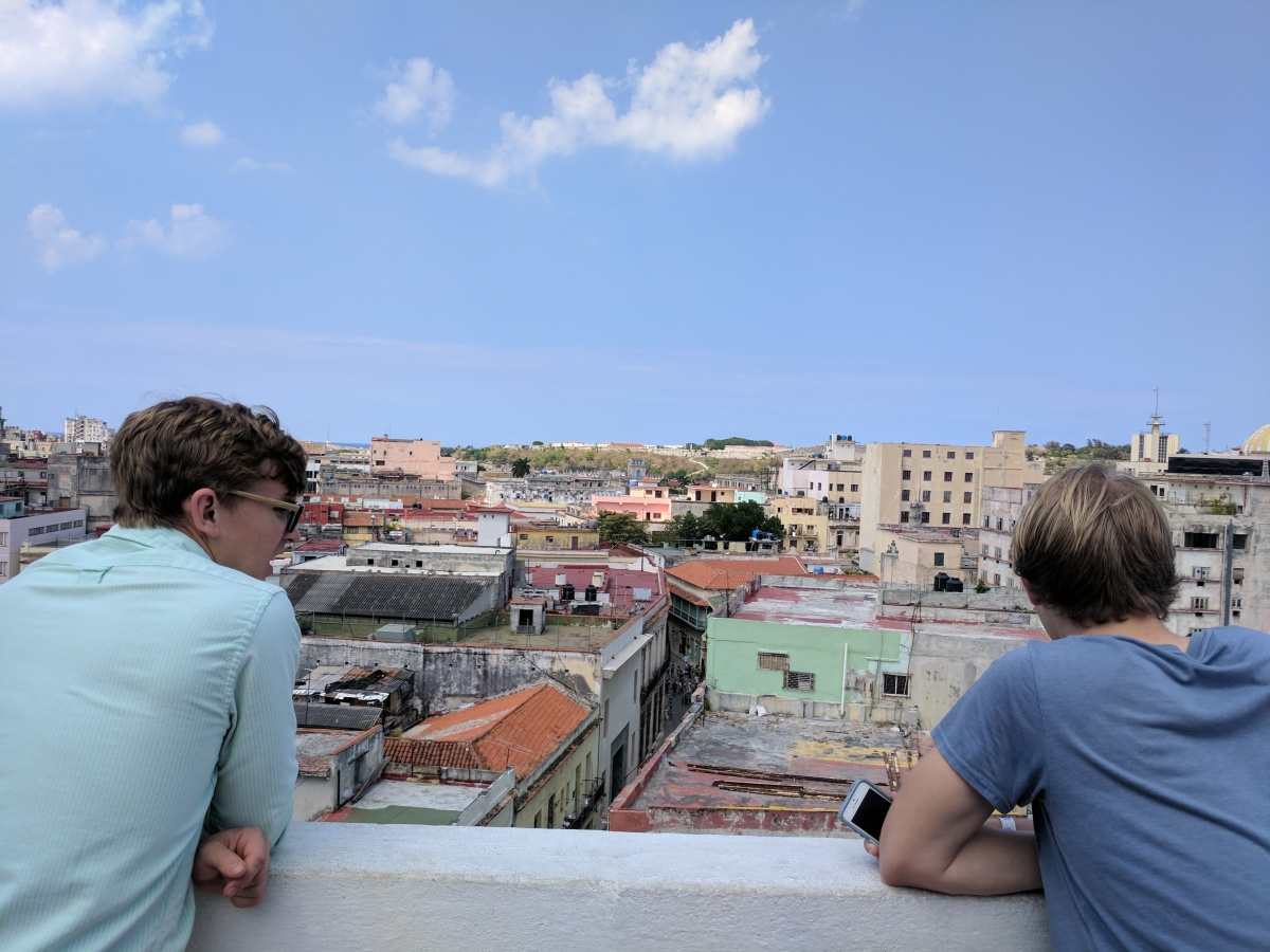 Cuba Unveiled, Dispatch #5: Rachael