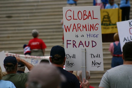 climate deniers