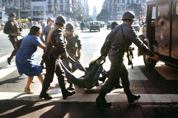 Neoliberalism- Argentina Dirty War