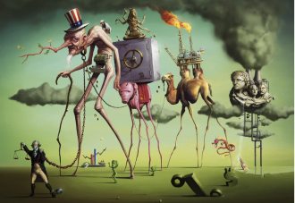 Neoliberalism-Cartoon