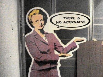 Neoliberalism- No Alternative