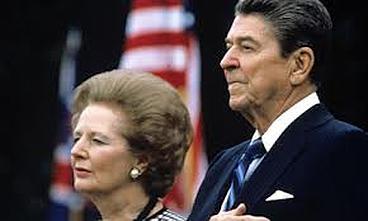 Neoliberalism- Reagan Thatcher