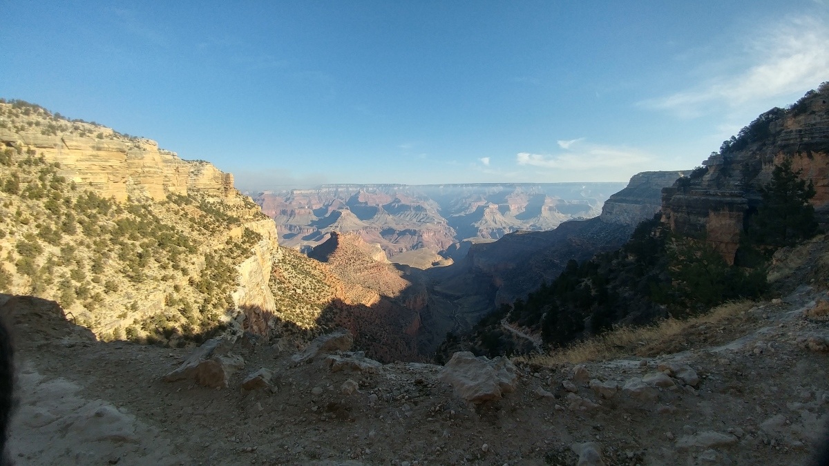 Encounters with the Sublime in the Grand Canyon