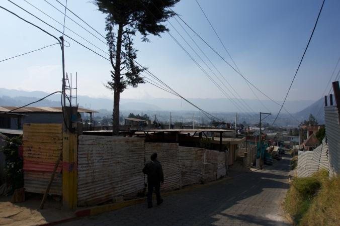 Beautiful Quetzaltenango valley by Mujbabyol copy